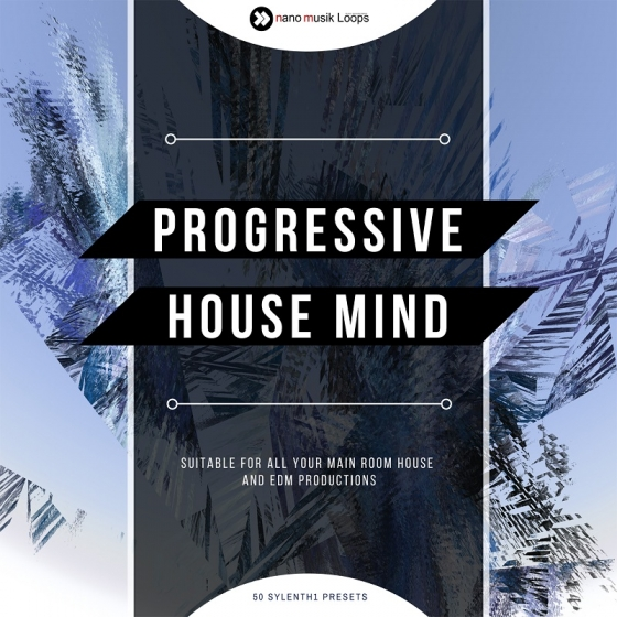 Nano Musik Loops Progressive House Mind For SYLENTH1