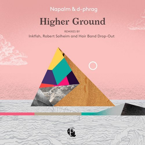 Napalm, d-phrag - Higher Ground (Remix) [PANG058]