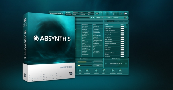 Native Instruments Absynth 5 v5.3.1 Update Incl Patched and Keygen-R2R