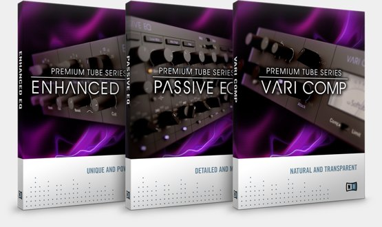 Native Instruments Enhanced EQ v1.3.0 Update Incl Patched and Keygen-R2R