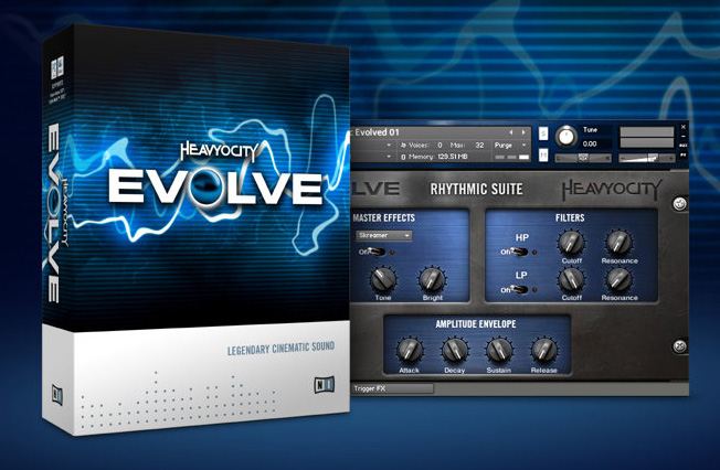 Native Instruments Evolve R2 Update 1.7 KONTAKT WiN/OSX