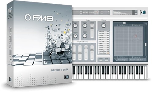 Native Instruments FM8 v1.4.1 Update Incl Patched and Keygen-R2R