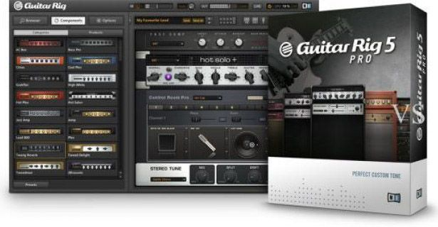 Native Instruments Guitar Rig 5 v5.2.1 Update Incl Patched and Keygen R2R