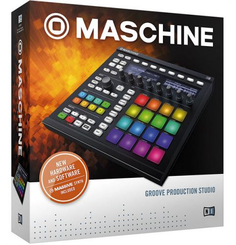 Native Instruments Maschine 2.3.1 UNLOCKED