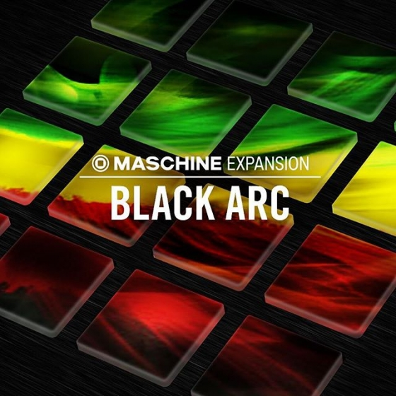 Native Instruments Maschine Expansion Black Arc v1.0.0 (WIN OSX)-R2R