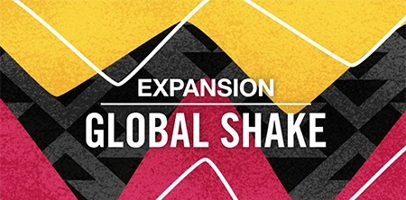 Native Instruments Maschine Expansion Global Shake v1.0.0 WiN MacOSX
