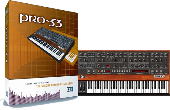 Native Instruments Pro53 v3.0.5 Update MacOSX