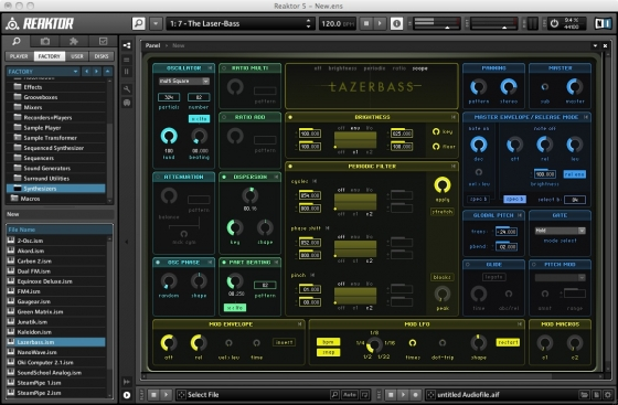 Native Instruments Reaktor 5 v5.9.4 WiN/MAC Update