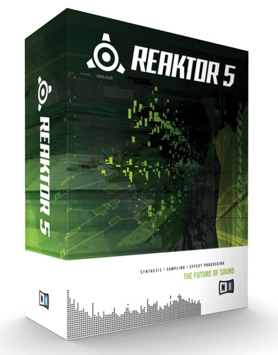 Native Instruments Reaktor 5.9.3 UNLOCKED