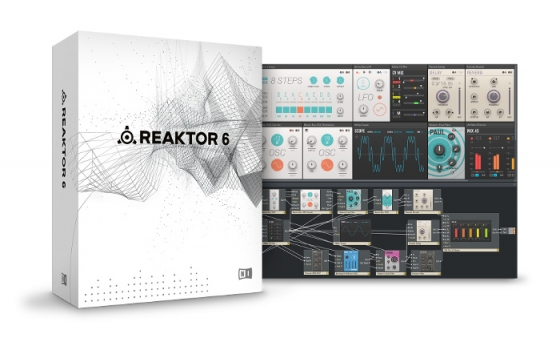 Native Instruments Reaktor 6.0.0 UNLOCKED