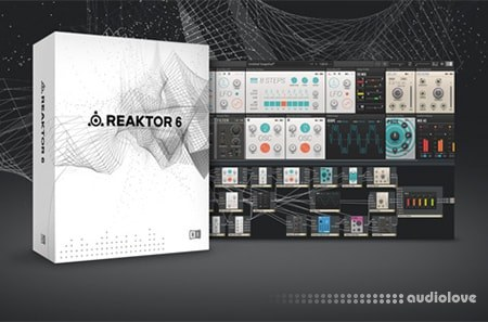 Native Instruments Reaktor 6 v6.0.1 Incl Patched and Keygen-R2R
