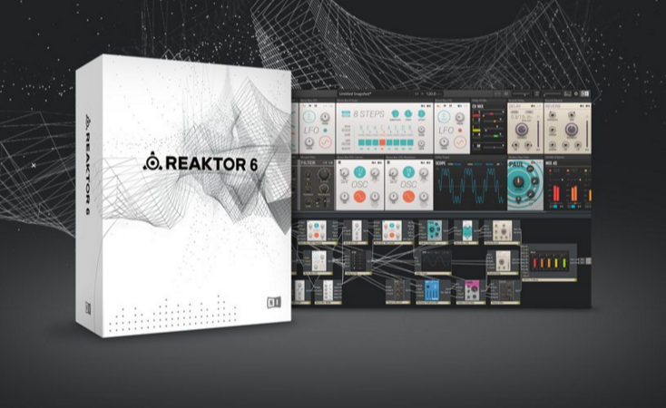 Native Instruments Reaktor Blocks v1.1.0 Update-R2R