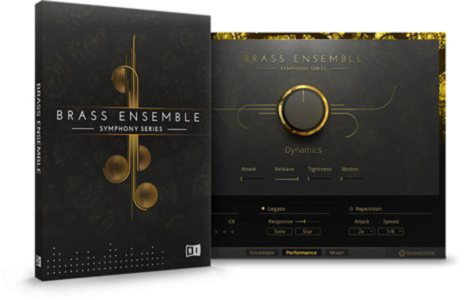 Native Instruments SYMPHONY SERIES BRASS ENSEMBLE v1.1 KONTAKT UPDATE