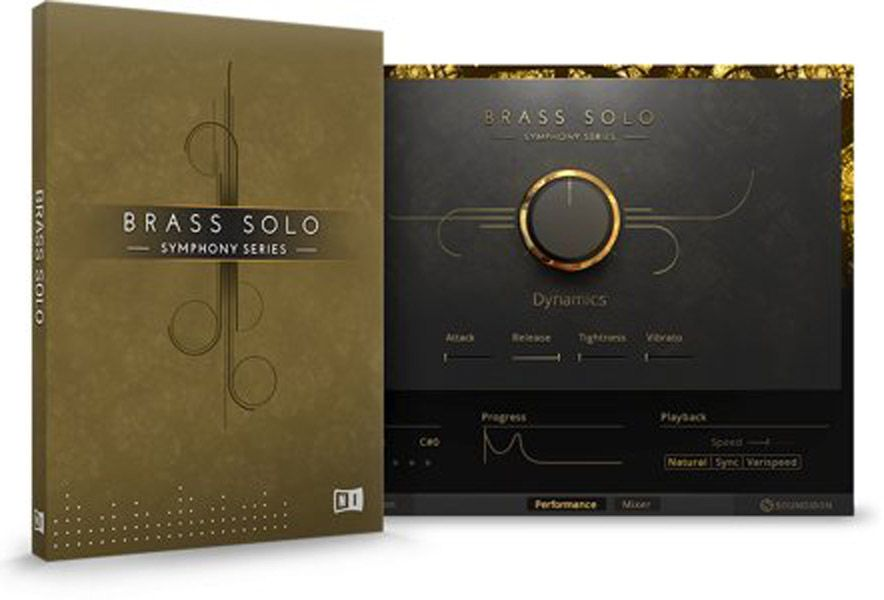 Native Instruments SYMPHONY SERIES BRASS SOLO v1.1 KONTAKT UPDATE