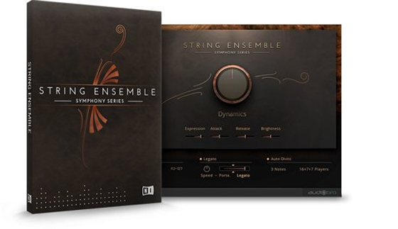Native Instruments SYMPHONY SERIES STRING ENSEMBLE KONTAKT MERRY XMAS