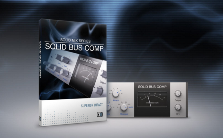 Native Instruments Solid Bus Comp FX v1.3.0 Update Incl Patched and Keygen-R2R