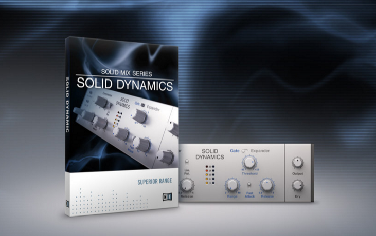 Native Instruments Solid Dynamics FX v1.3.0 Update Incl Patched and Keygen-R2R