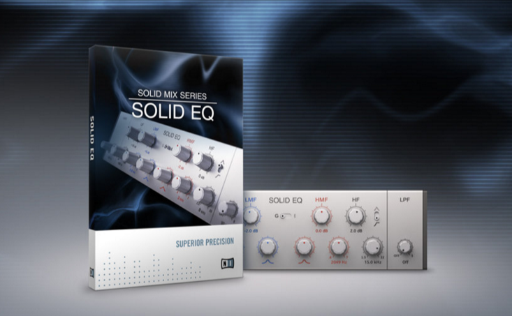 Native Instruments Solid EQ FX v1.3.0 Update Incl Patched and Keygen-R2R