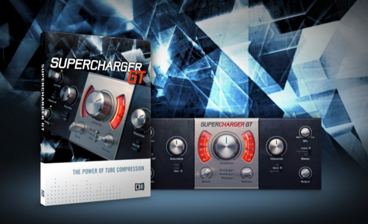 Native Instruments Supercharger GT v1.3.0 Update Incl Patched and Keygen-R2R