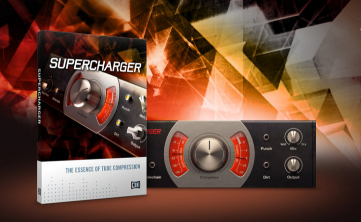 Native Instruments Supercharger v1.3.0 Update Incl Patched and Keygen-R2R