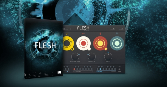 Native Instruments Tim Exile Flesh Synth v1.0.0 for Reaktor 6 WiN/MAC