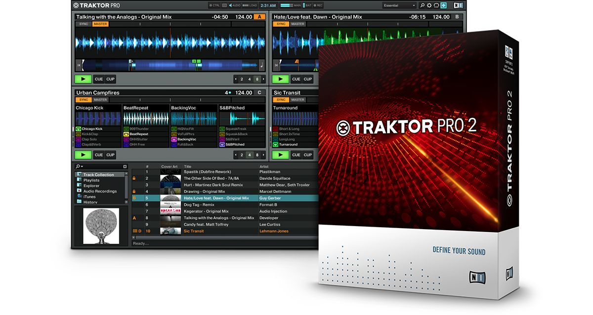 Native Instruments Traktor 2 v2.10.1 Incl Patched and Keygen-R2R