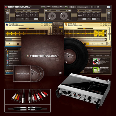 Native Instruments Traktor Pro and Scratch Pro 2.10.0.13 WiN/MAC