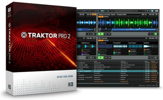 Native Instruments Traktor Scratch Pro 2 v2.10.1 60 Mac OSX