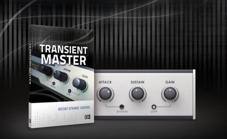 Native Instruments Transient Master FX v1.3.0 Update Incl Patched and Keygen-R2R
