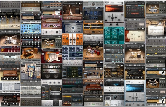 Native Instruments Update Pack 17 December 2015 Incl Patched and Keygen-R2R
