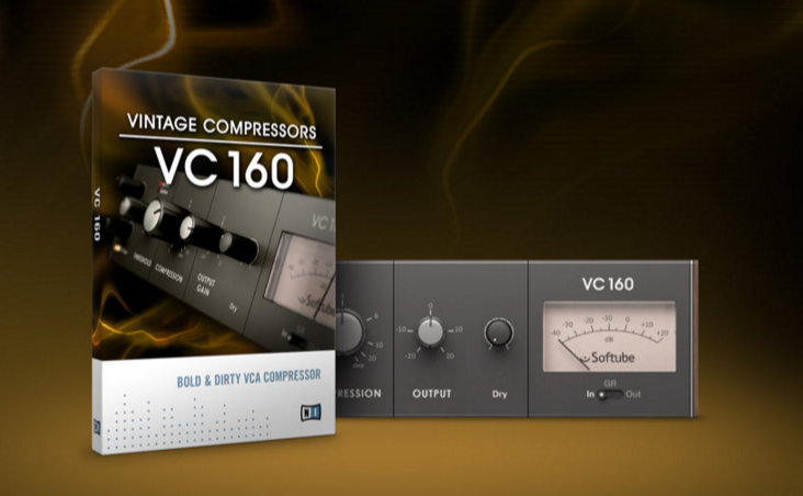 Native Instruments VC 160 FX v1.3.0 Update Incl Patched and Keygen-R2R