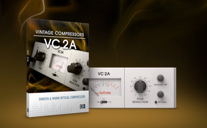 Native Instruments VC 2A FX v1.3.0 Update Incl Patched and Keygen-R2R