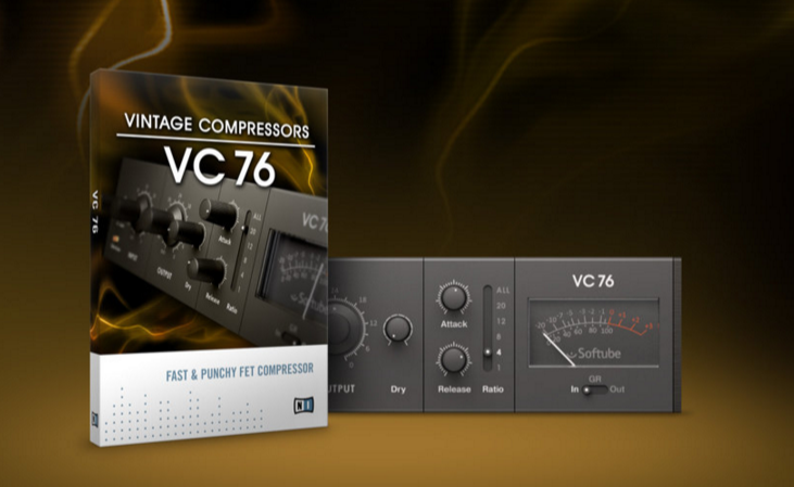 Native Instruments VC 76 FX v1.3.0 Update Incl Patched and Keygen-R2R