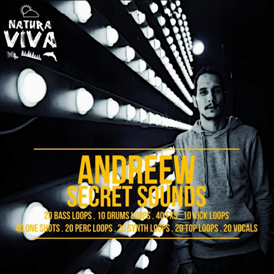 Natura Viva AndReew Secret Sounds WAV MiDi