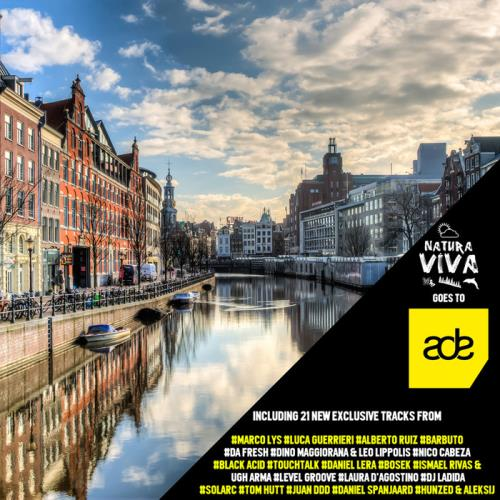 VA - Natura Viva Goes To Ade [NAT496]