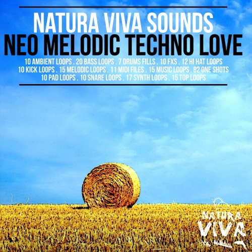 Natura Viva Sounds Neo Melodic Techno Love