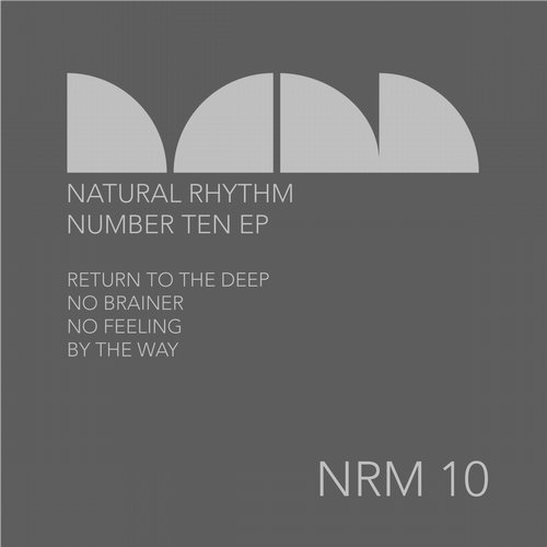 Natural Rhythm – Number Ten EP [NRM10]