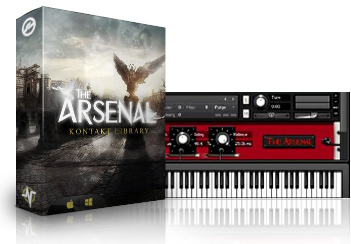Needthatkit.com The Arsenal KONTAKT