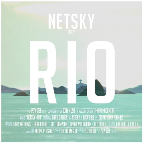 Netsky, Digital Farm Animals - Rio - Remixes [UL6570]