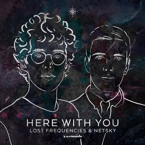 Netsky, Lost Frequencies - Here With You [ARMAS1301]