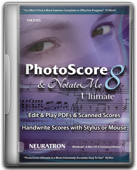 Neuratron PhotoScore & NotateMe Ultimate 8.0.4