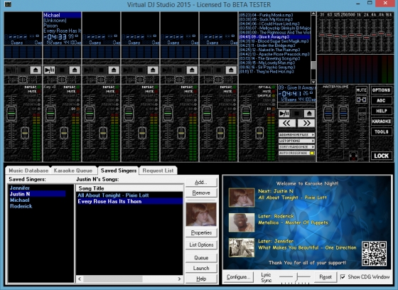 Next Generation Software Virtual DJ Studio 2015 v7.3.3 Incl Keygen-R2R