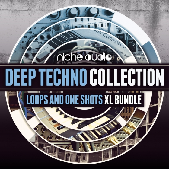 Niche Audio Deep Techno Collection MULTiFORMAT