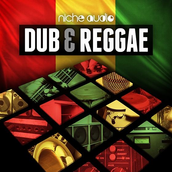 Niche Audio Dub and Reggae Ableton Live9+