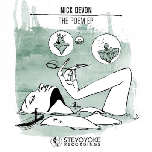 Nick Devon, Shane Blackshaw - The Poem EP