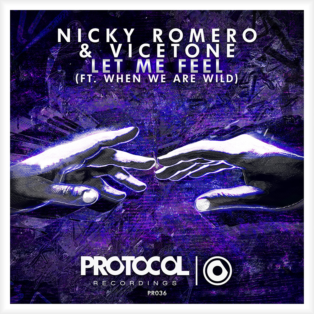Nicky Romero & Vicetone - Let Me Feel Acapella WAV