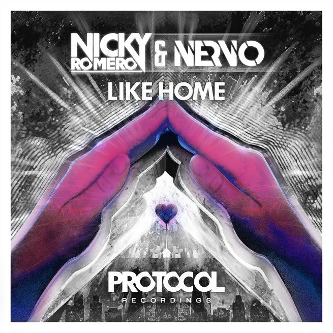 Nicky Romero, NERVO - Like Home Acapella WAV