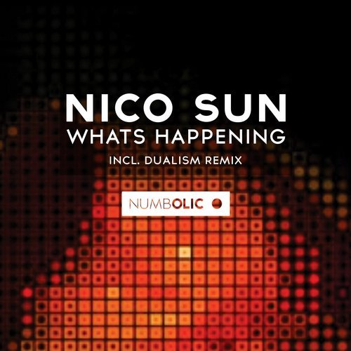 Nico Sun – What's Happening [NUMB021]