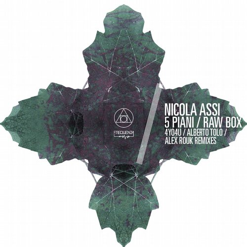 Nicola Assi - 5 Piani / Raw Box [FREQ1548]