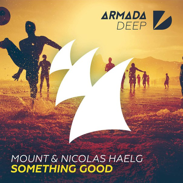 Nicolas Haelg, MOUNT - Something Good [ARDP069]
